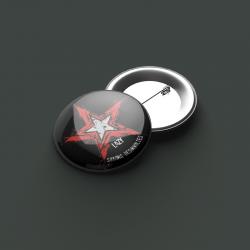 "Badge ""Soyons Désinvoltes"""